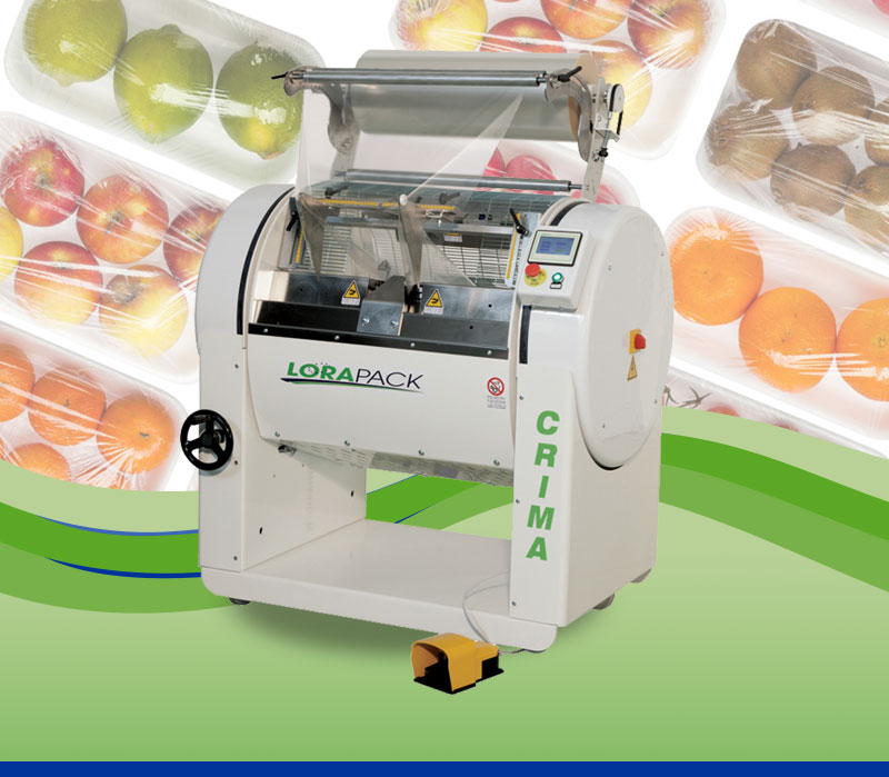 Food Tray Packaging Machines