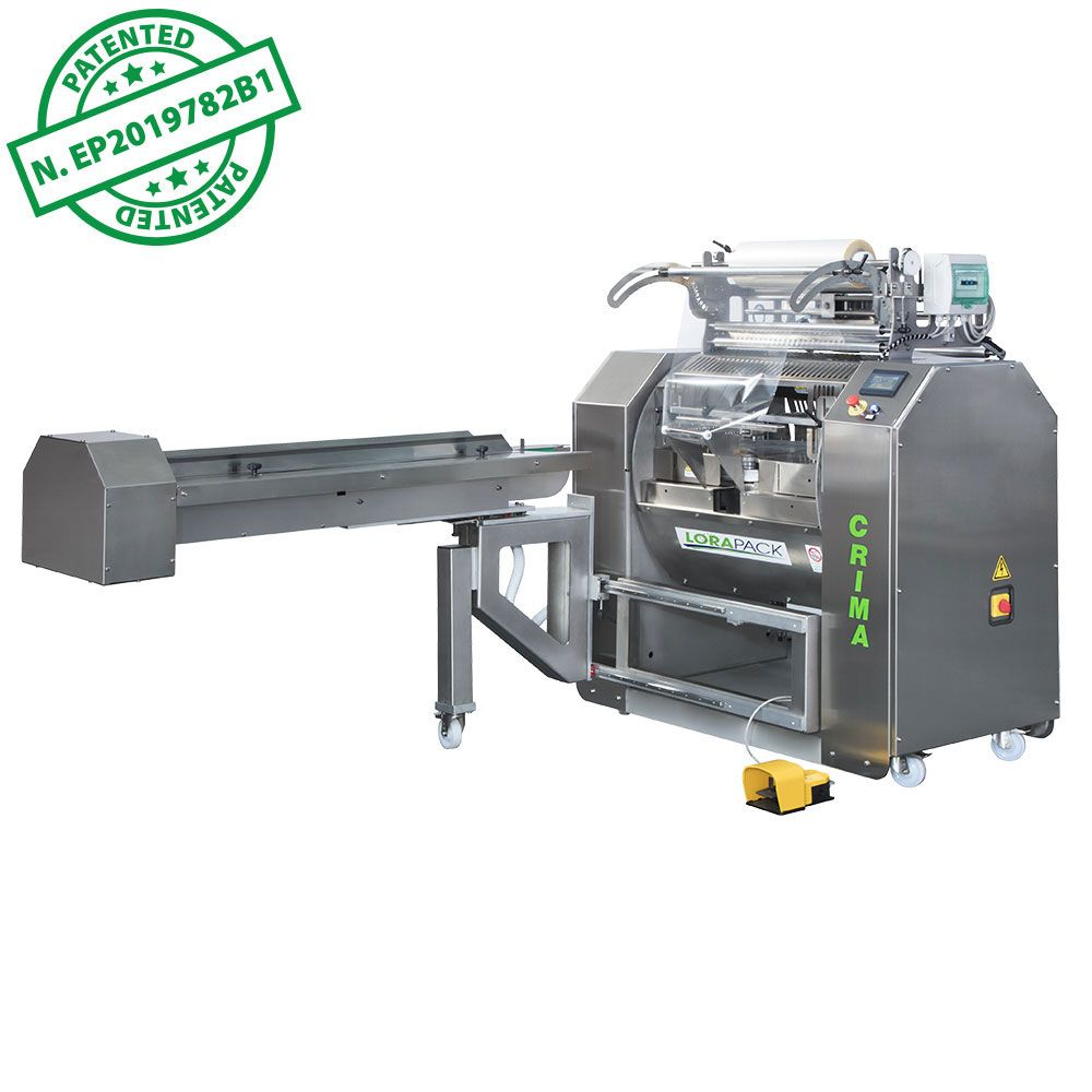Meat Wrapping Machines