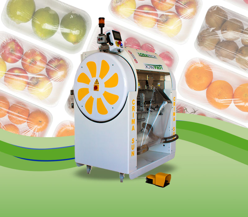 Vegetables Wrapping Machines