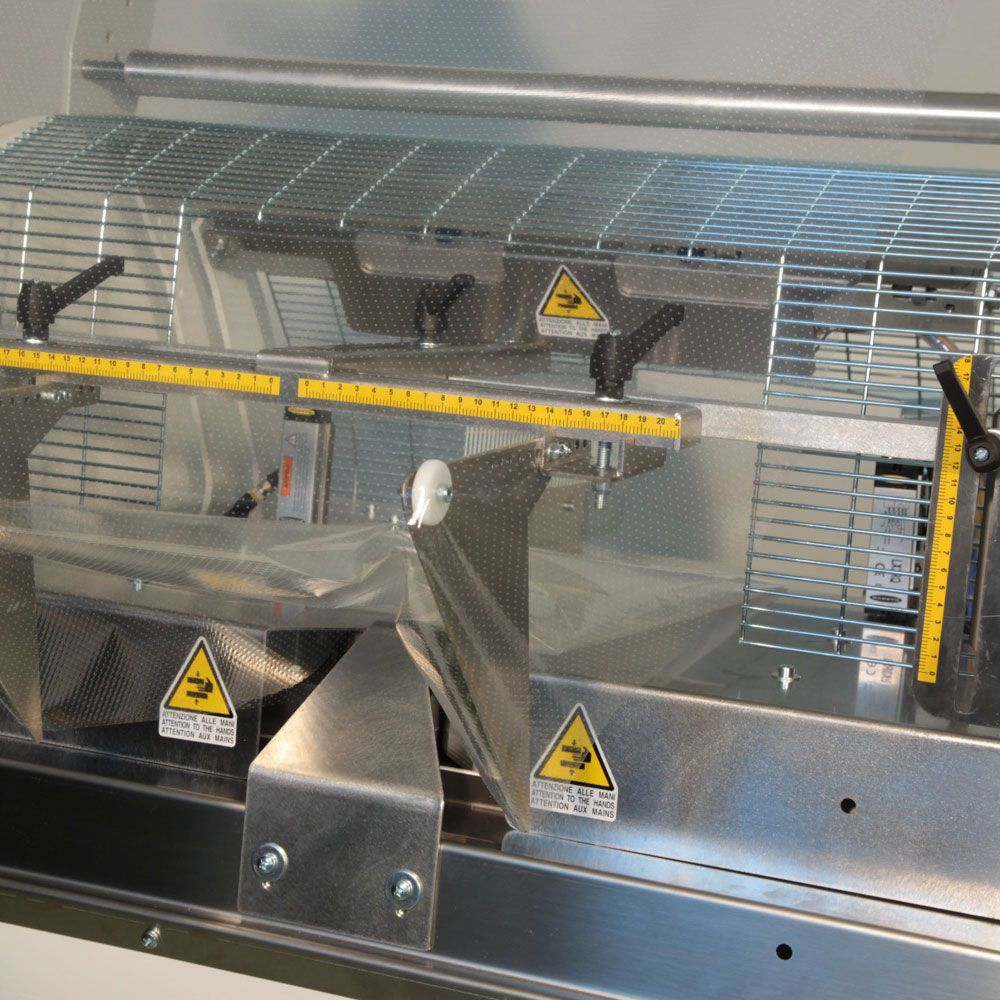 Horizontal / Vertical Wrapping Machine Crima